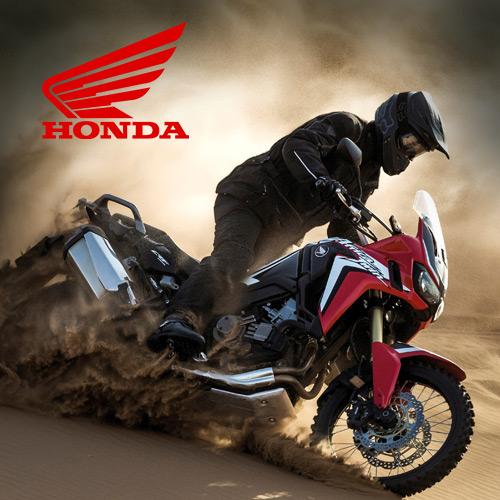 Honda – Herausforderungen sportlich nehmen
