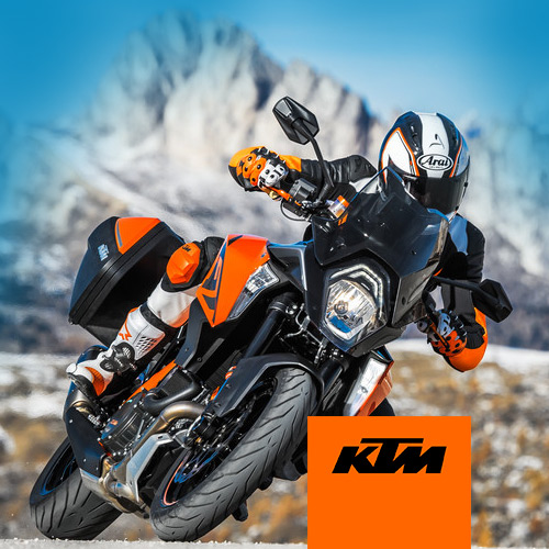 KTM – Ready to race.