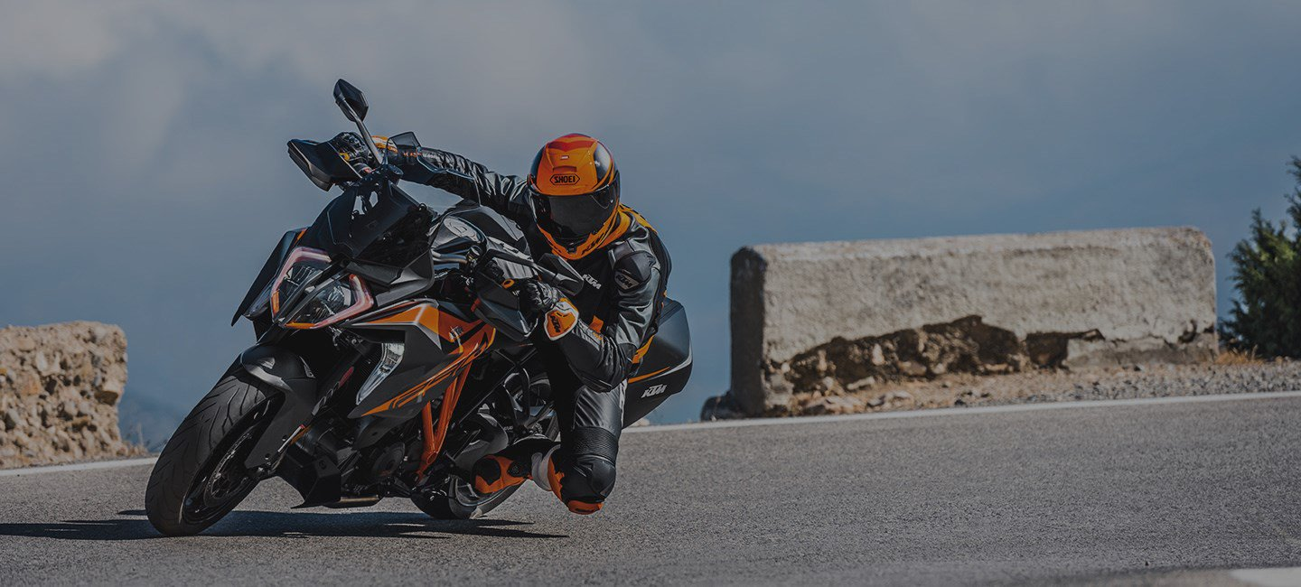 ADVANCED SPORTS TOURING 1290 SUPER DUKE GT